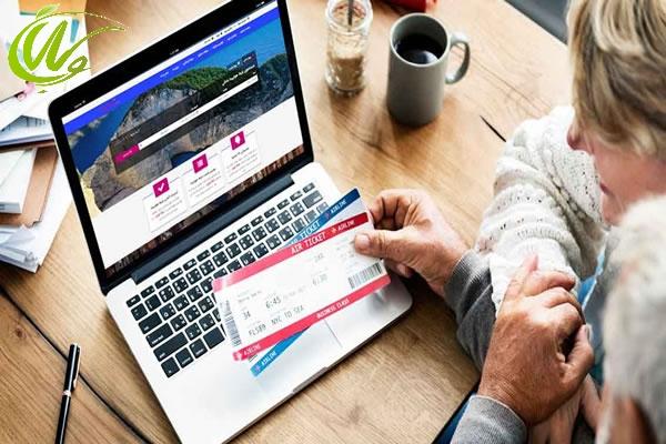 طراحی سایت آژآنس مسافرتی
